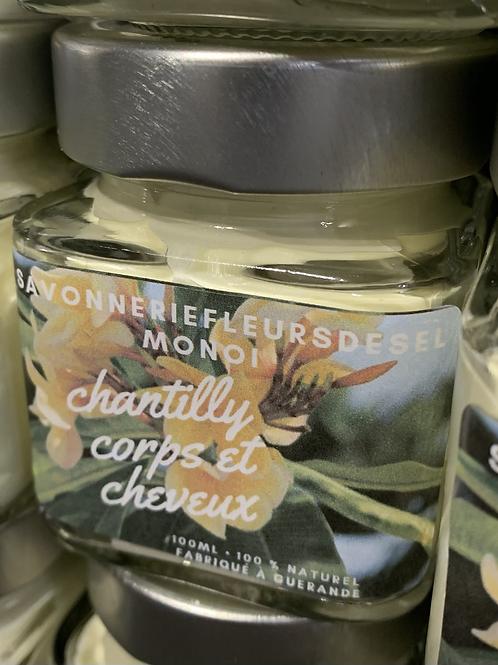 Chantilly monoi 50 gr