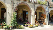 appassionata me Italian artistic travel adventure Tuscan village of Greve