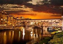 appassionata me Italian artistic adventures Florence Ponte Vecchio