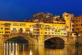 appassionata me florence artistic travel adventure ponte vecchio