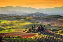 appassionata me italian artistic travel adventures Tuscan hills
