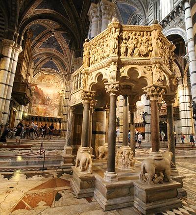 Appassionata Me tour of Siena Duomo