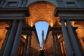 appassionata me uffizi gallery florence italian artistic travel adventure