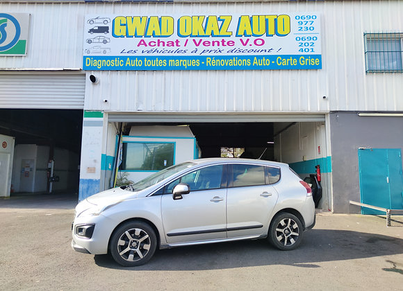 Peugeot 3008 1,6l HDI 120cv (Boite auto/Ann2016)