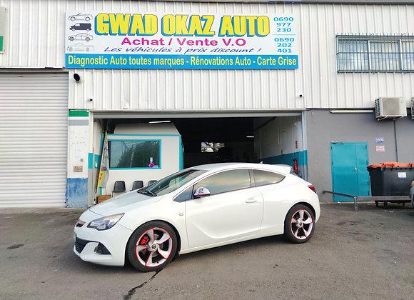 Opel Astra Gtc 2,0l 195cv Bi Turbo ( Ann2014 )