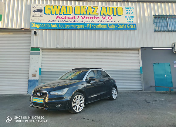 Audi A1 Tfsi 185cv S line( Bte auto/Toit ouvrant)