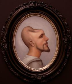 half a head, full of life