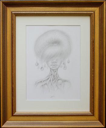 """Strangler"" original drawing"