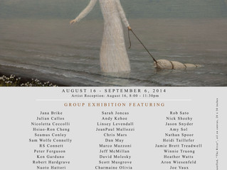 Suggestivism:  Chronology group show at Copro Gallery in Santa Monica, CA