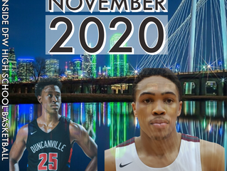 DFW High School Ballers of the Month (Boys)