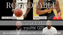 Watch The SportsInfluencer Roundtable (S9E4) LIVE: A Dialogue With Some Of DFW's Finest