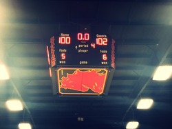 Final Score All-Star Game