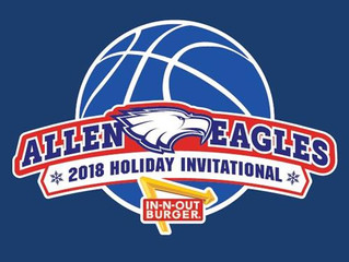 Allen Holiday Invitational Opening Day Recap