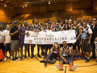 Pro Ballers and Homegrown Celebrities To Take Center Stage At The 3rd Annual Dallas Hoops4Healing Ch