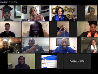Top Influencers Come Together For Virtual Commencement Party Celebrating The Class of 2020