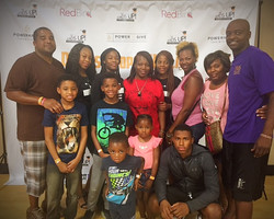 LD Cox's Family
