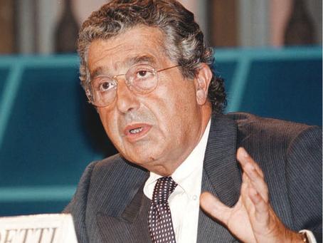 Condannato De Benedetti