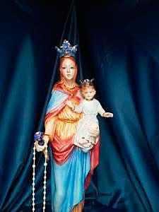 Maria degli Angeli Custodi ed un video diventato virale