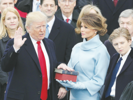 L'anno di Donald Trump