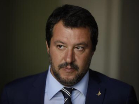 Working to scrap Fornero, and for flat tax - Salvini