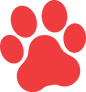 HSDC Paw Print_Red.png
