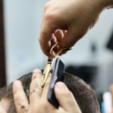 precision haircuts with top notch shears for barbers