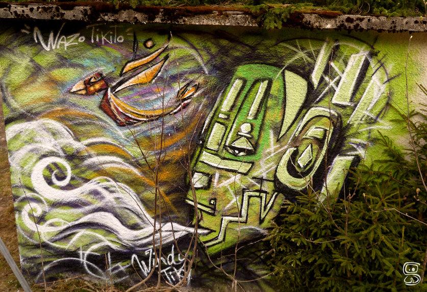 Wazo Tikito & Windy Tiki