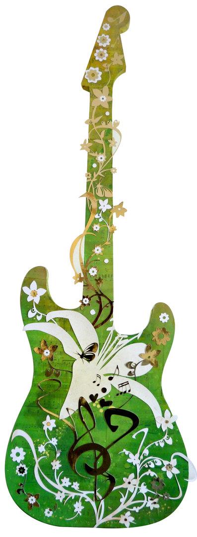 Guitare Custom pour Mariage
