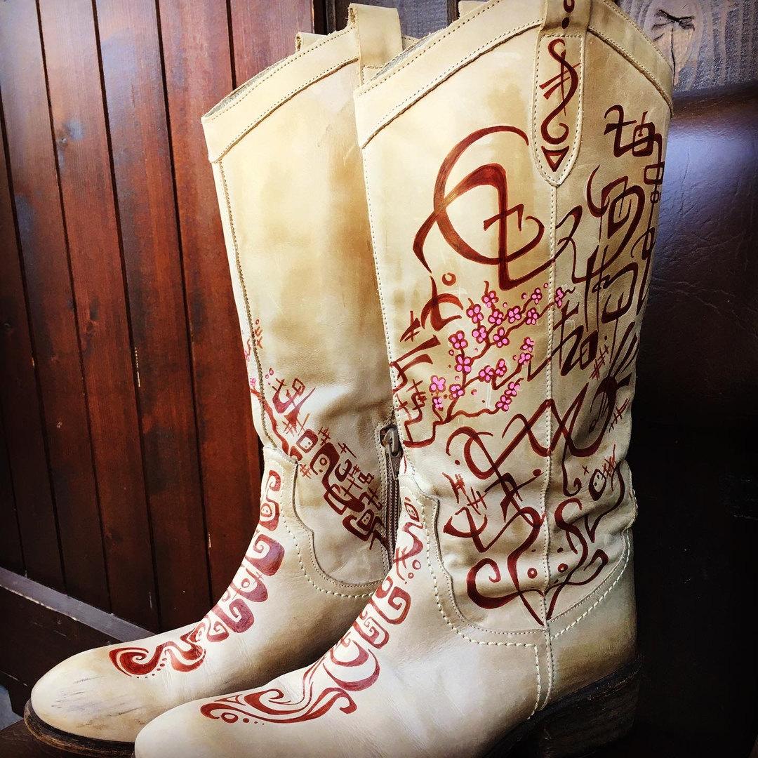 Boots Custom