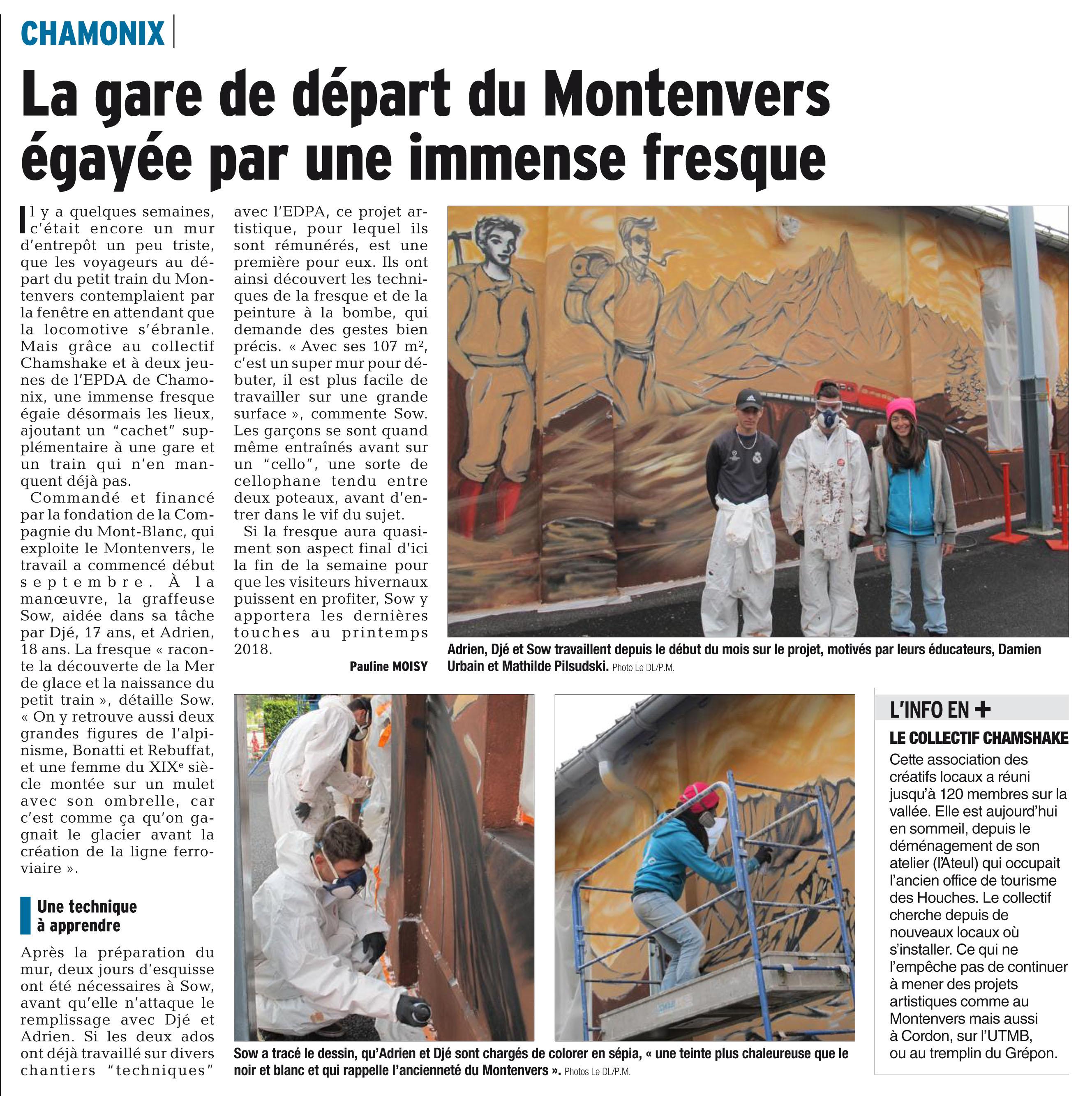 Légendaire Montenvers