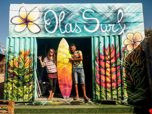 IMSOUANE SURF & SPRAY 2