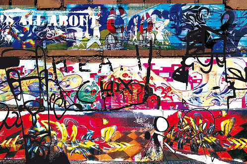 CHX Graffitis
