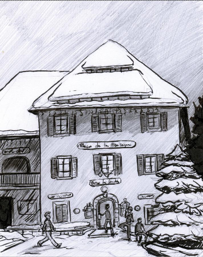 La Maison de la Montgane