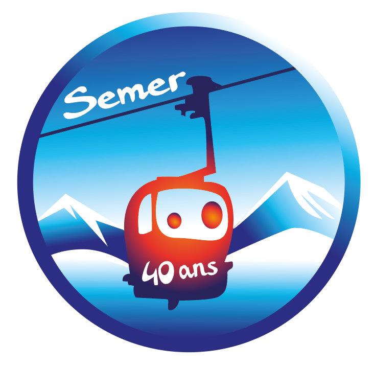 Semer Logo des 40 ans