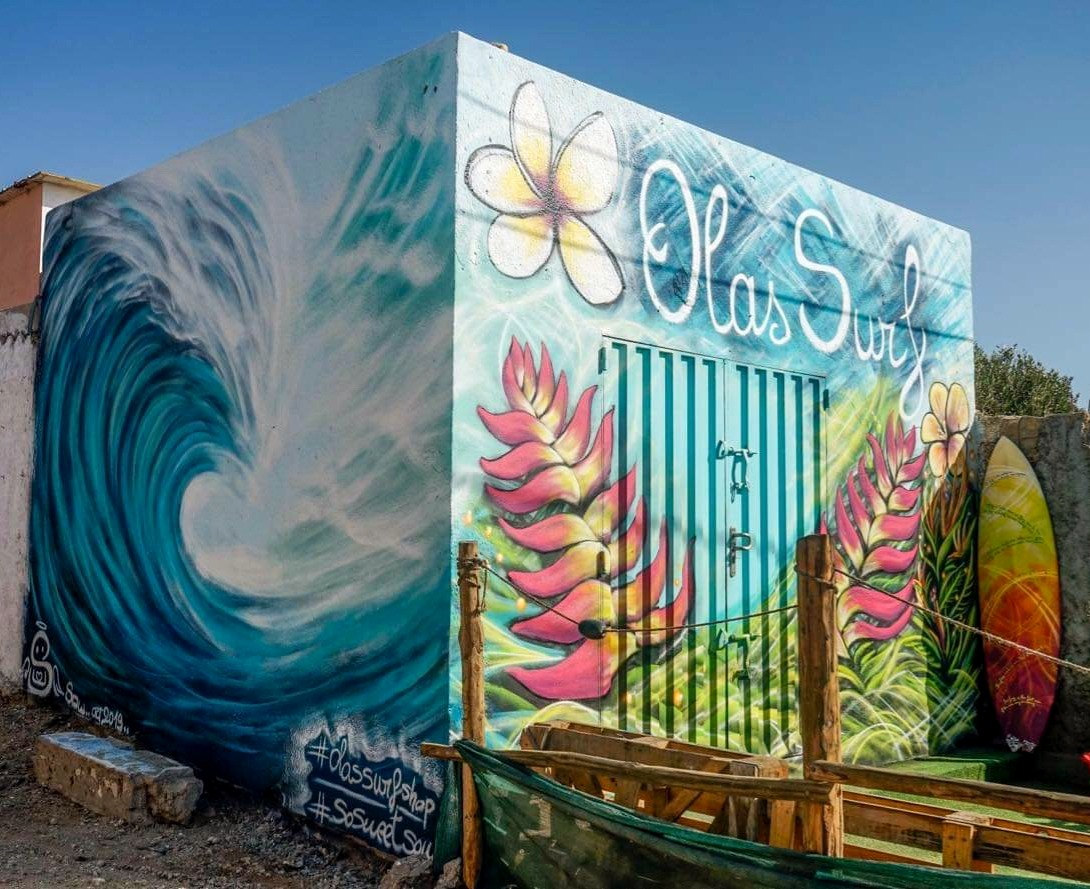 Olas Surf Shop