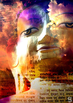 Buddha Nuage