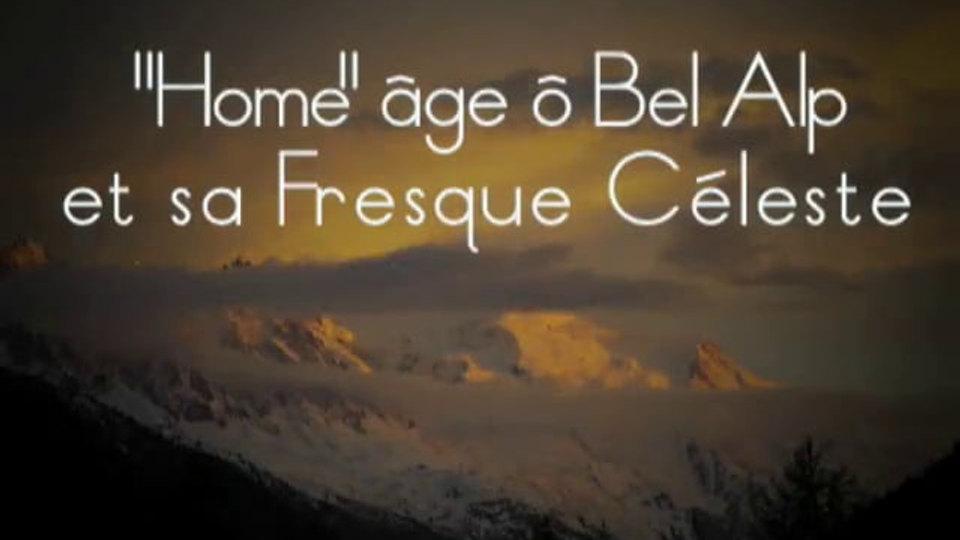 Home âge au Bel Alp