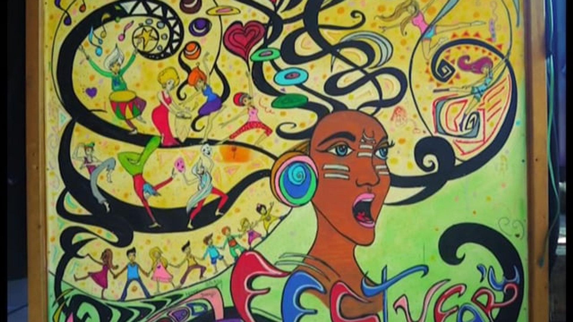 Vidéo de la Fresque du Festy'Faré