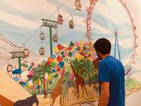 La grande roue de Londres et le zoo de ChimLong en Chine
