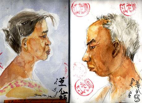Portraits Beijing
