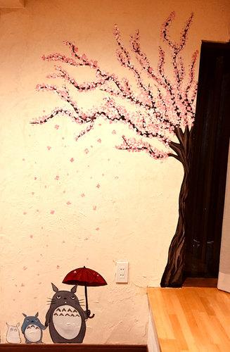 Sakura Totoro