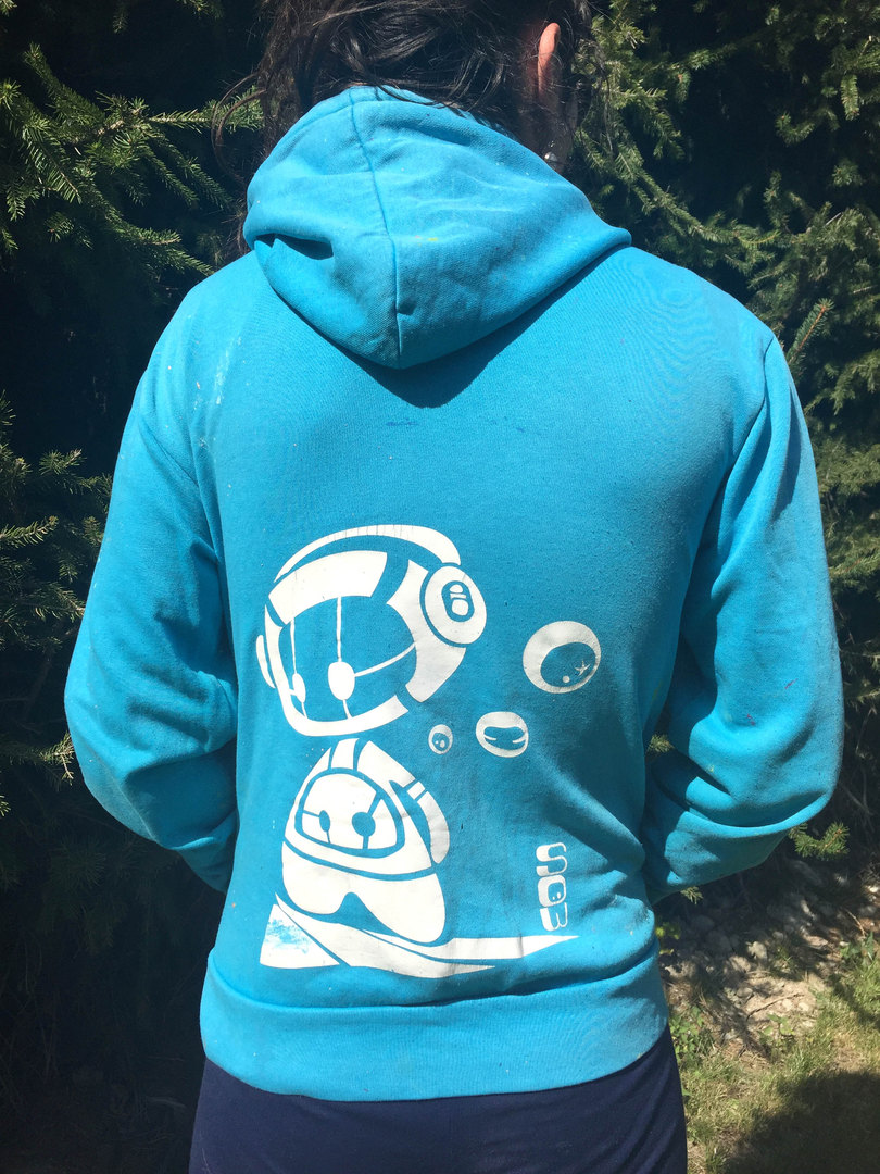 Hoody design By Sow..