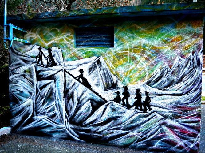 Les Pionniers des Glaciers