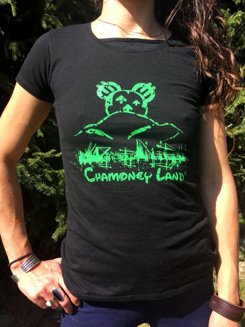 Chamoney Land Tee-Shirt