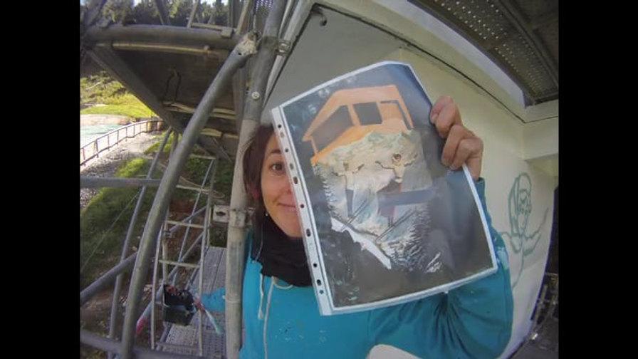 Tremplin de saut à ski de Chamonix