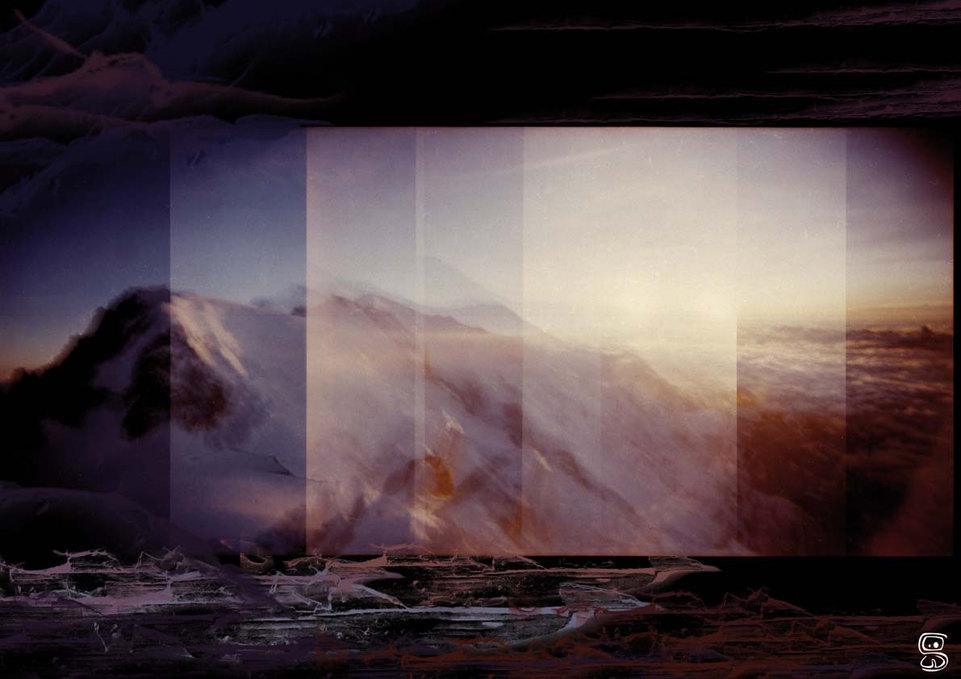 Magic panoramique - Montage numérique