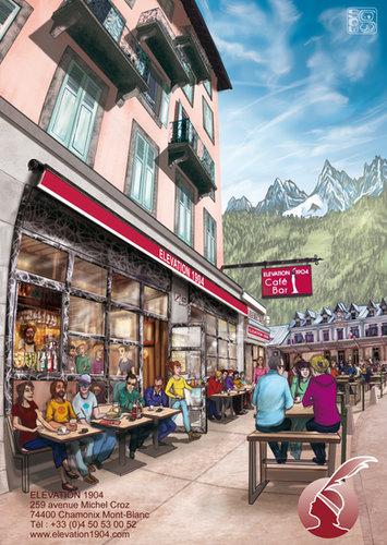 Élévation 1904 Bar Restaurant