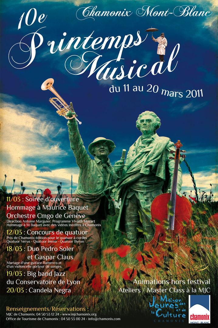 Printemps Musical 2011