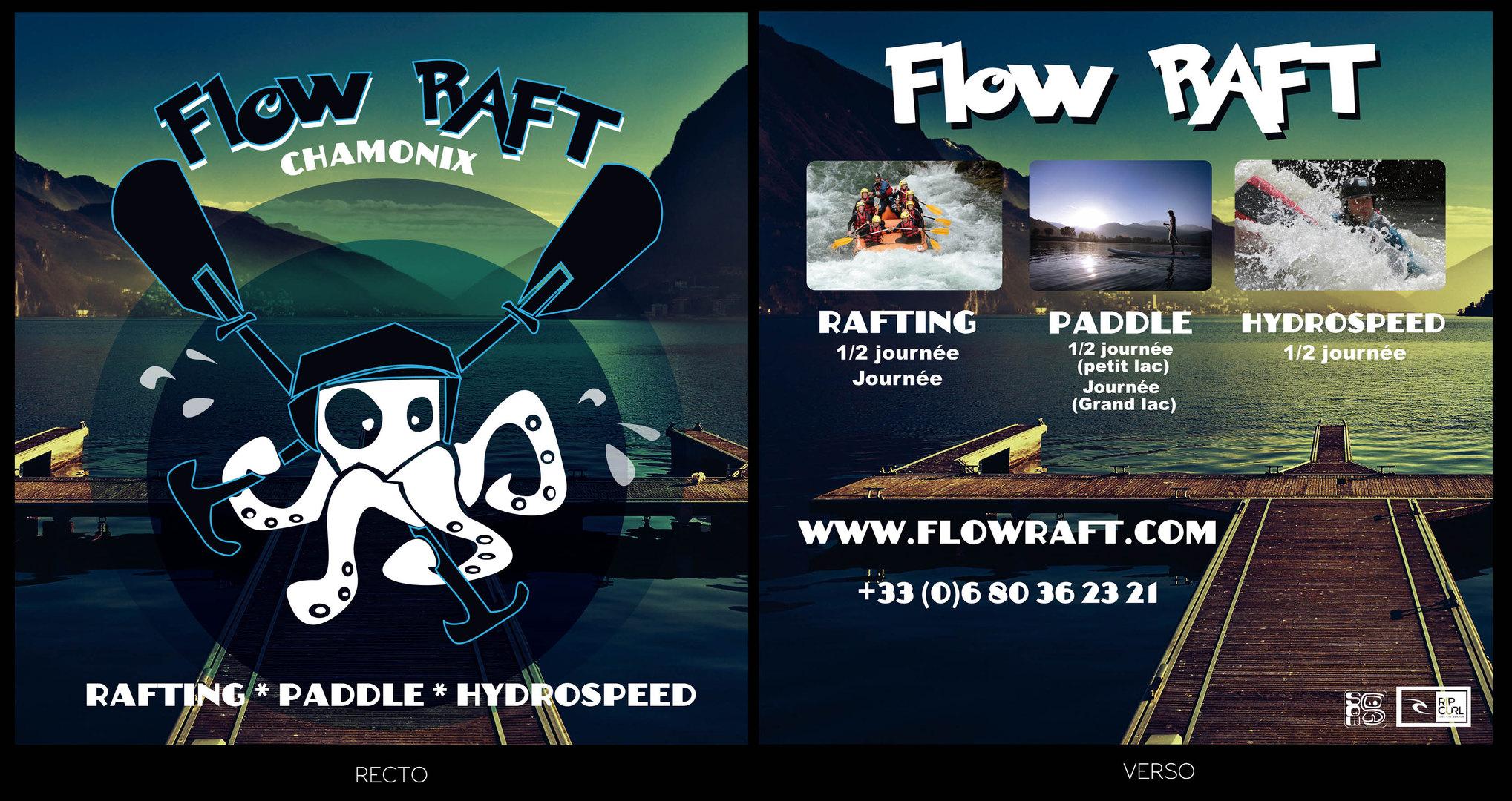 Flyer FlowRaft