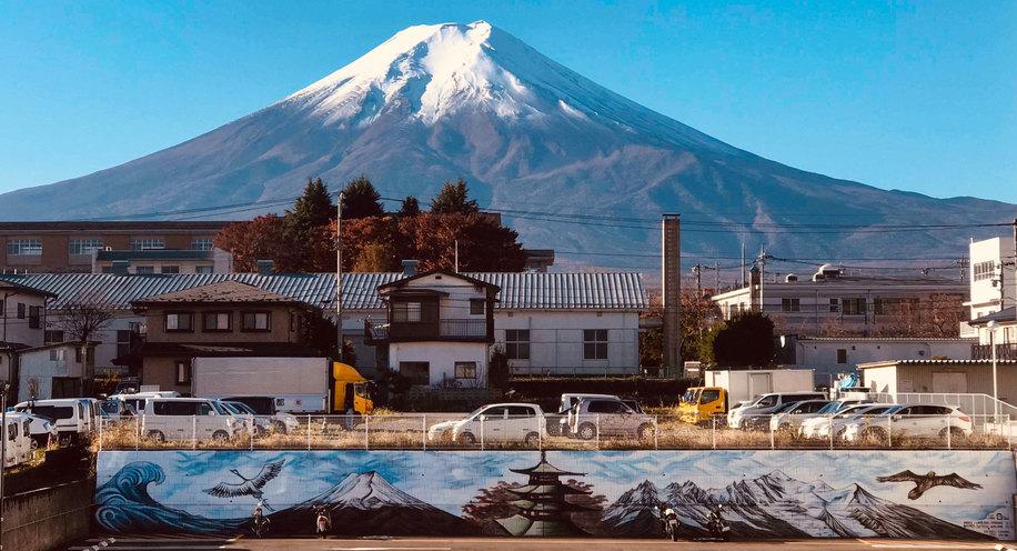 Fuji Cham et FujiSan